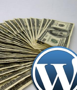 make money blogging on wordpress